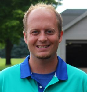 Beau Hanson, Assistant Golf Professional